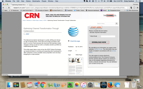 CRN email only at 3.46.02 PM